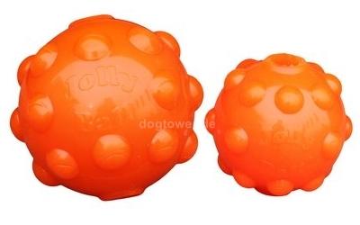 Jumper- Bälle in Orange