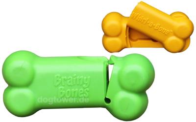 Jolly Pets Brainy Bones Hundeknochen