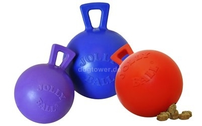 Jollyball Tug-N-Toss Mini