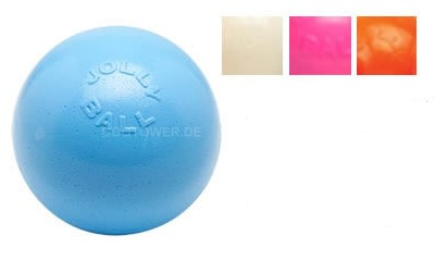 Bounce n Play Jolly Ball, blueberry