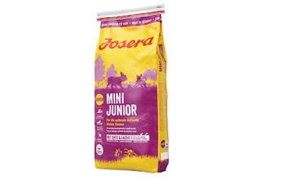 Josera Mini Junior Trockenfutter für Welpen kleiner Rassen