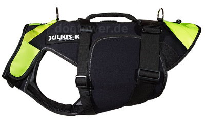 Julius K9 IDC multifunktionale Hundeweste 3 in 1