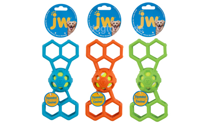 JW Pets Hol-ee Bone with Squeaker