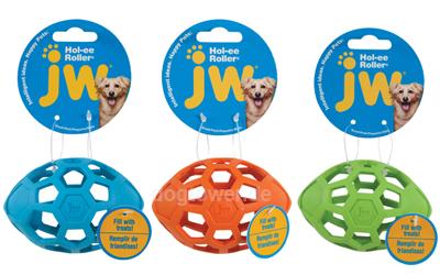 JW Pets Hol-EE Roller Egg