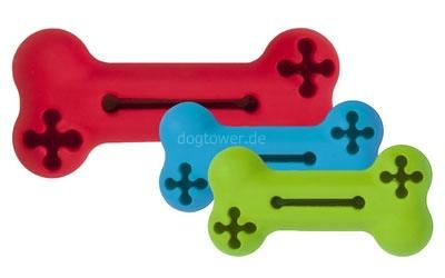 Futterspielzeug Playbites Treat Bone