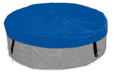 Karlie Doggy Pool Schutzabdeckung, blau