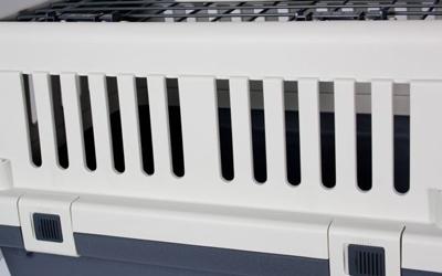 Belüftungsschlitze sorgen für optimale Luftzirkulation