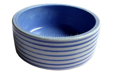 Keramik Hundenapf Ahoi blau