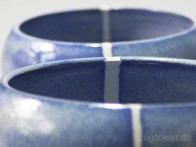 Handgefertiger Napf aus Keramik