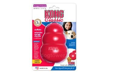 Kong, sehr robustes Hundespielzeug