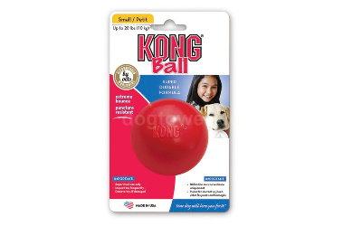 Extrem robuster Hundeball von Kong