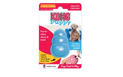 Befüllbares Hundespielzeug für Welpen