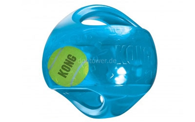 Kong Jumbler Ball, blau
