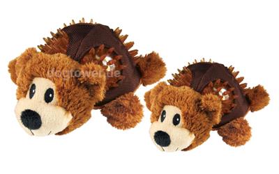 Kong Plüschspielzeug Shells Bär