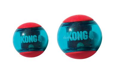 Kong Squeezz Action Hundeball