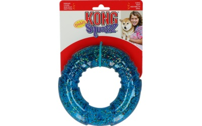 Kong Squeezz Confetti Ring