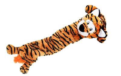 Kong Apportierspielzeug Stretchezz Jumbo Tiger