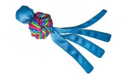 Wubba Weaves, blau
