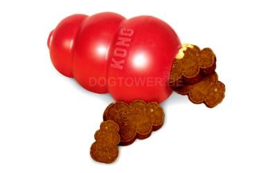 Befüllbares Hundespielzeug von Kong