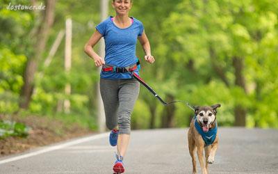 Ideal zum Joggen oder für andere Outdoor-Aktivitäten