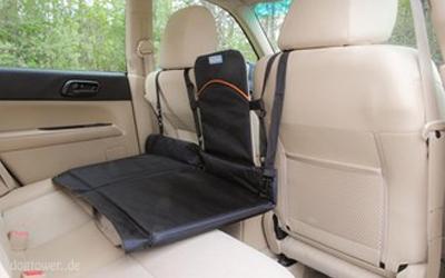 Kurgo Sitzerweiterung auch einseitig nutzbar
