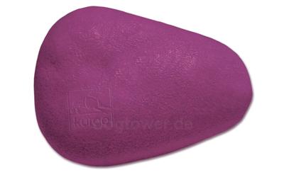 Kurgo Skipping Stones in purple / lila