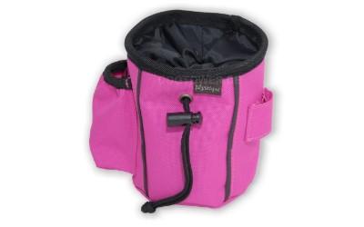 Leckerliesbeutel, pink