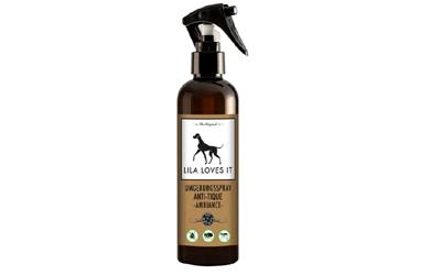 LILA LOVES IT Umgebungsspray gegen Zecken, Flöhen und Milben