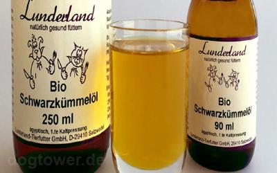 Lunderland Bio Schwarzkümmelöl