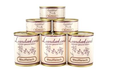 Dosenfleisch Lunderland Maulfleisch