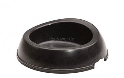 Futter- Trinknapf Biod Bowl, schwarz