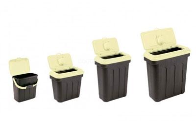 Futterbehälter Maelson Dry Box, elfenbein