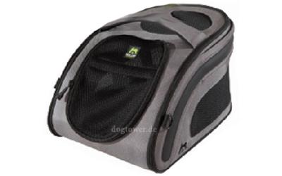 Maelson Transporttasche Snuggle Kennel grau