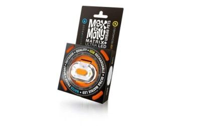 Max & Molly Matrix Ultra LED 2.0 Hängend orange