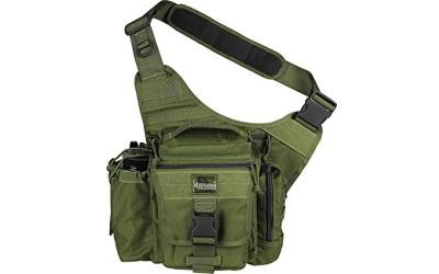 Maxpedition Outdoortasche Jumbo Versipack, grün