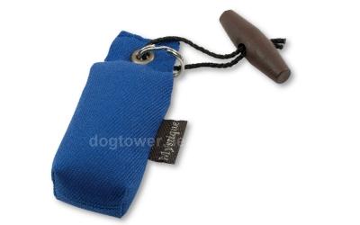 Schlüsselanhänger, blau