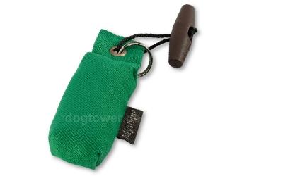 Schlüsselanhänger Dummy, grün