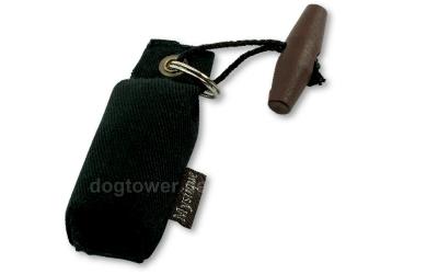 Dummy Schlüsselanhänger, schwarz