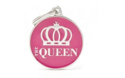 myfamily Adressanhänger Charming Queen