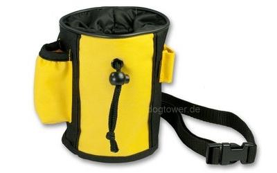Belohnungsbeutel, schwarz/gelb
