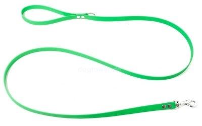 Mystique Biothane Hundeleine neon-grün