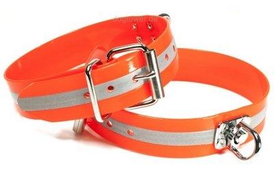 Halsband mit Wirbelhaken