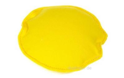 Hundedummy-Disc, gelb