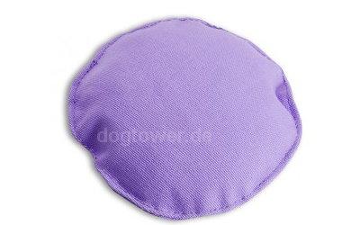 Hundedummy-Disc, lila