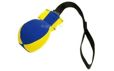 Dummy Speedball marking, gelb blau