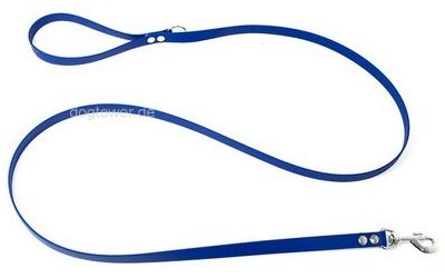 Kurzführer 1,2m mit Handschlaufe, blau