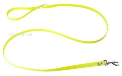 Kurzführer 1,2m mit Handschlaufe, neon-gelb