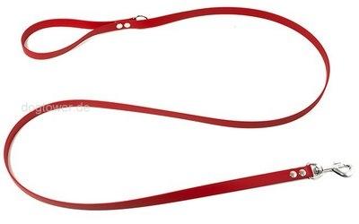 Kurzführer 1,2m mit Handschlaufe, rot