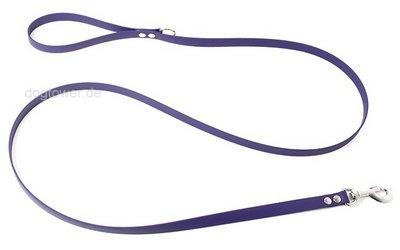 Kurzführer 1,2m mit Handschlaufe, violett