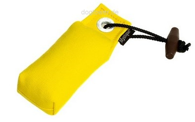 Hundedummy Pocket, gelb